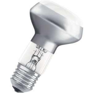 Halogenlampe 46W E27 Fassung 230V 2700K warm weiss dimmbar 300Lm OSRAM