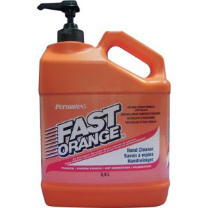 Handreiniger Fast Orange 3,8 l m. Bimstein, Pumpspender