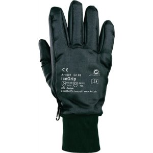 Handschuhe Ice-Grip 691 EN511/388 Kat.II Gr.8 L.300mm Nylon Thinsulatefutter PVC