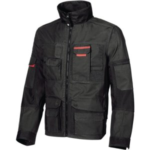 U - Power Jacke Turbo Gr.M schwarz/carbon EN 340-1 SY005BC