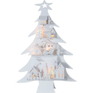 LED Fensterleuchter Tree 40X60 270-61