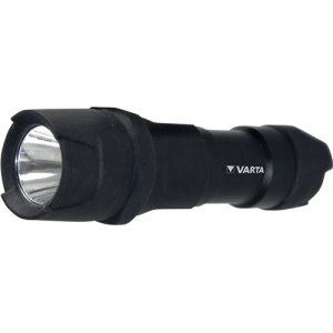 LED-Taschenlampe 1W LED Indestructible 3AAA 120lm IPX4 160m Leuchtweite