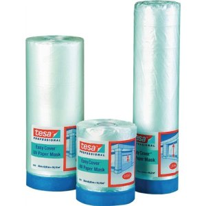 Malerkrepp tesa Easy Cover 4372 UV 33m 550mm