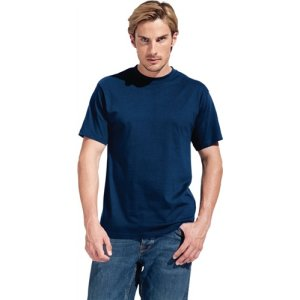 Men´s Premium T-Shirt Gr.XL navy 100%Baumwolle, 180g/m