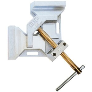 Metallwinkelspanner 2x120mm Backen-H.61mm BESSEY Backen-L.120mm WSM12