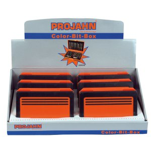 Projahn Display 409006 6xBit-Box 71-tlg. 4090
