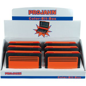 Projahn Display 6xBit-Box 18-tlg. 4093 409306