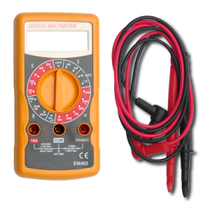 Sonic Digital Multimeter 47017