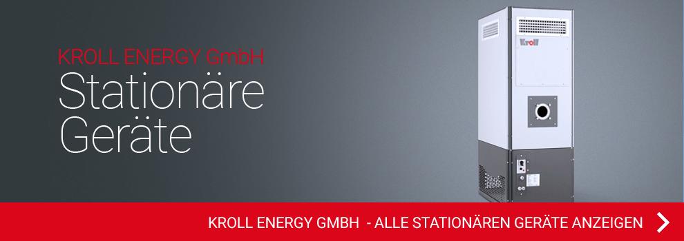 KROLL ENERGY GmbH - Stationäre Geräte
