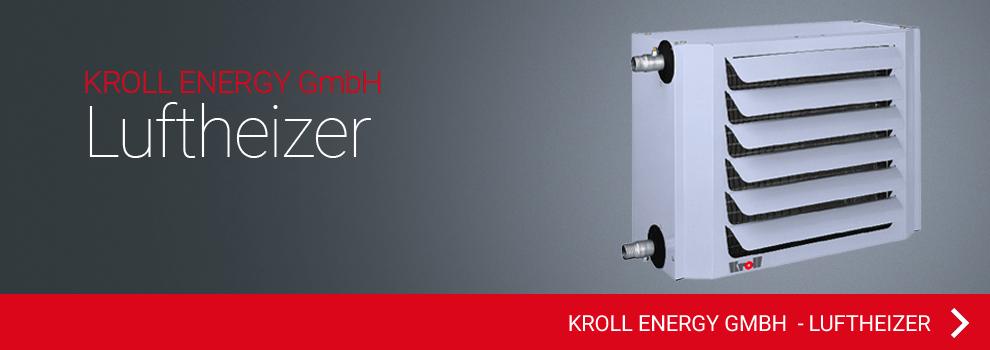 KROLL ENERGY GmbH - Luftheizer
