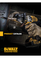 DeWalt by Stanley Black & Decker