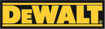 Logo DeWalt by Stanley Black & Decker