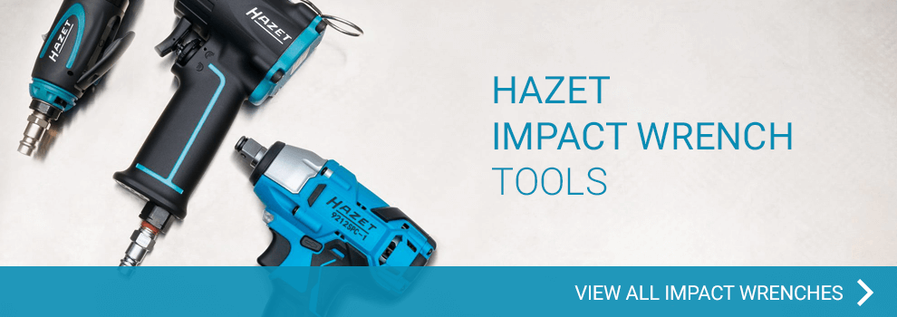 go to Hazet impact wrenches now