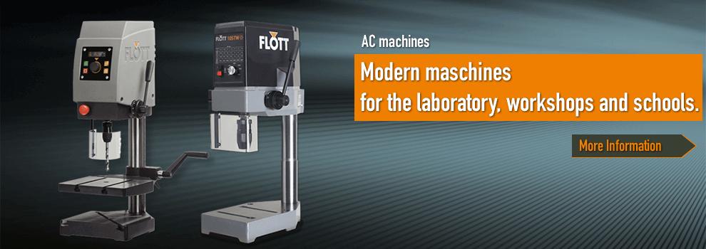 Flott ac machines pillarmachinery drillingtools drillmachines