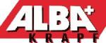 Alba-Krapf Markenlogo