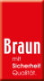 Braun Markenlogo