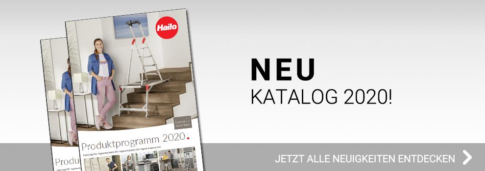Hier geht es zum aktuellen Blätter-Katalog von HAILO