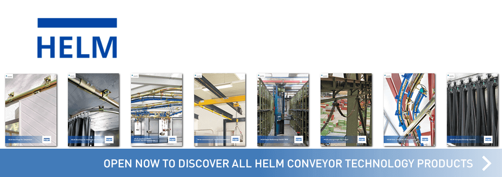 View now all Conveyor Technology catalogs by HELM WOELM