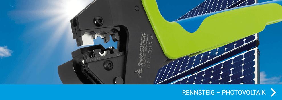 Rennsteig - Photovoltaik