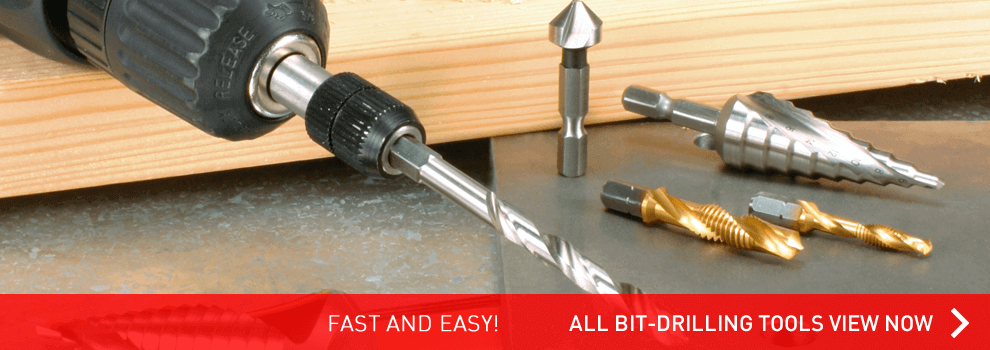 view Bit-drills, Bit-twist-drills, Bit-step-drills and Bit-countersinker now