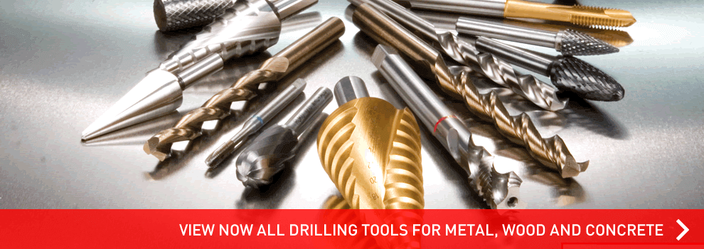 View now all drilling and cutting tools by Ruko