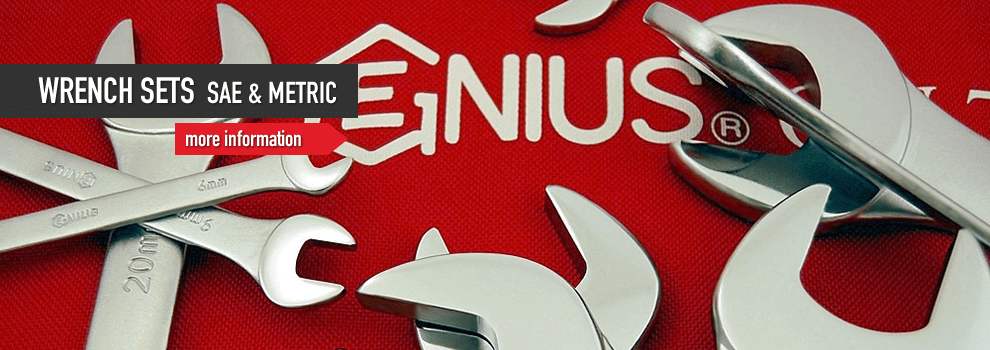 View the Category wrench-sets of Genius now