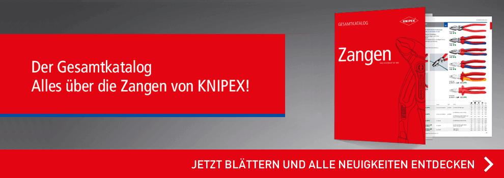 Der neue Katalog von Knipex