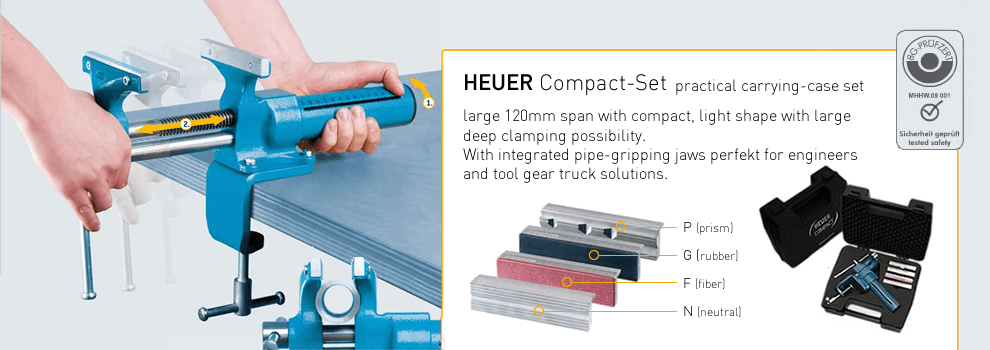 go to compact vici from Brockhaus-Heuer