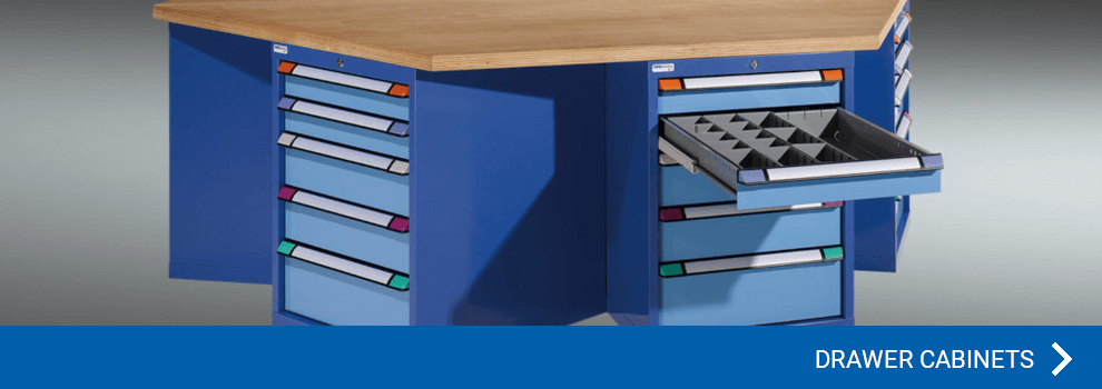 THURMETALL - DRAWER CABINETS