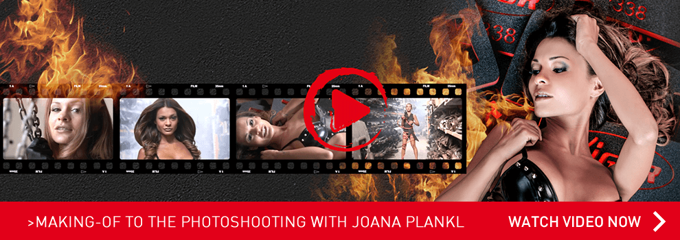 The making-of to the shooting with Joana Plankl by Vigor