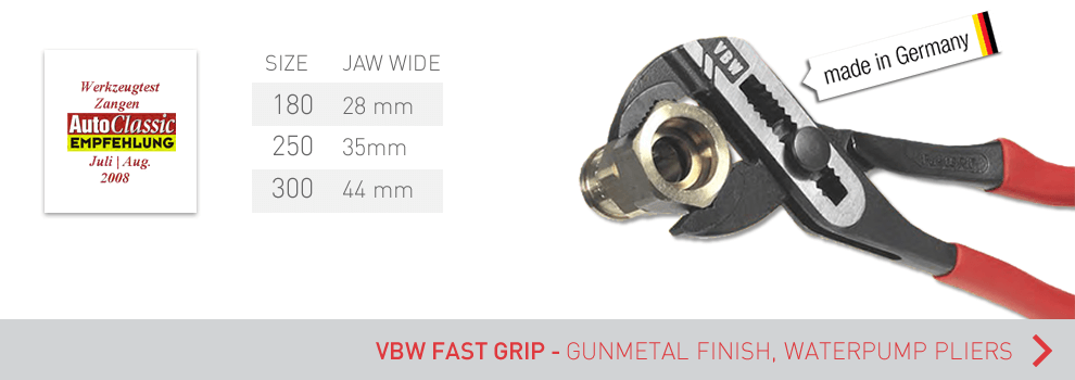 View now all variants of the VBW FastGrip