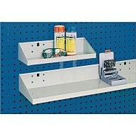 Ablageboden f.Lochplatten 450x250x115/30mm Bott 14014031.16
