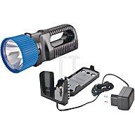 Akkuleuchte UniLux 5 LED Leucht-W.1000m blau Acculux 441081
