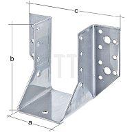 Balkenschuh ETA-09/0021 160x200x240mm Stahl roh sendzimirverzinkt Typ A GAH