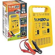 Batterieladegerät TCB 120 12V 30-120Ah / Ladestrom 3,5-7,0A / max.150W/230V