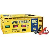 GYS Batterieladegerät WATTMATIK 180 6/12V 25-180Ah / Ladestrom 18/6-12A / max.260W/ 24861