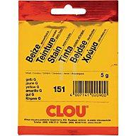 Beizen in Beuteln (wasserlöslich)10g Nr. 151 gelb G Clouth 151000151