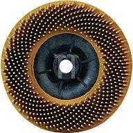 Bürstenscheibe K.80 M15 D.115mm BD-ZB K.80 gelb 3M Bristl Disc 24538
