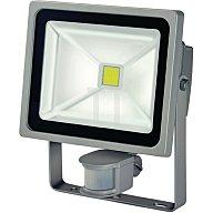 Brennenstuhl Chip-LED Leuchte 50W f.Wandmontage IP65 m.Bewegungsmelder 3500lm Alum.-Druckguss 1171250502