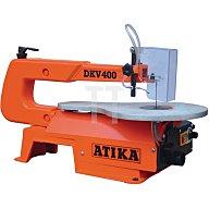 ATIKA Dekupiersäge DKV 400 120W70-45Grad/Hub 14mm/Schnitthöhe 27/57mm/400-1600min-1 302300