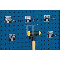 Doppelhaken T.150xD.6mm f.Lochplatten 5St./VE Bott