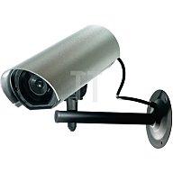 Gutkes Dummy-Kamera CSV 9738 Aluminium-Gehäuse