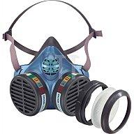 Einweghalbmaske 5984 m.FFA1B1E1K1P3RD b.30xAGW-Wert MOLDEX EN405