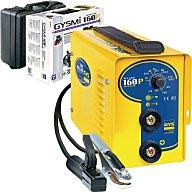 Elektrodenschweissgerät GYSMI 160P 1x230V 10-160A mit Zubehör 30077