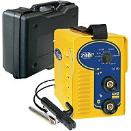 Elektrodenschweissgerät GYSMI 200P 1x230V 10-200A mit Zubehör 30794