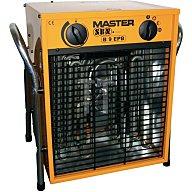 Elektroheizer SBN Master B 9 B305xH385xL275mm Gewicht 13kg Heizleistung 4,5/9,0 36220