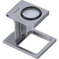 SCHWEIZER Fadenzähler Tech-Line Vergrößerung 8x Linsen-D.16,3mm 37310