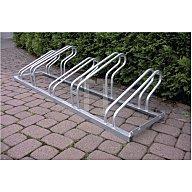 WSM Fahrradbügelparker 5er 90Grad L.1750mm f.B.42-43mm 1seitig z.Aufschrauben 105700003