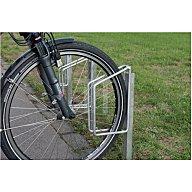 WSM Fahrradklemmbügel 1er 90Grad verz. H.780xB.68xT.225mm 1seitig 105000034