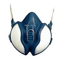 Farbspritzmaske 4255 FFA2P3RD 4kt Kopfbebänderung 3M EN405:2001+A1:2009